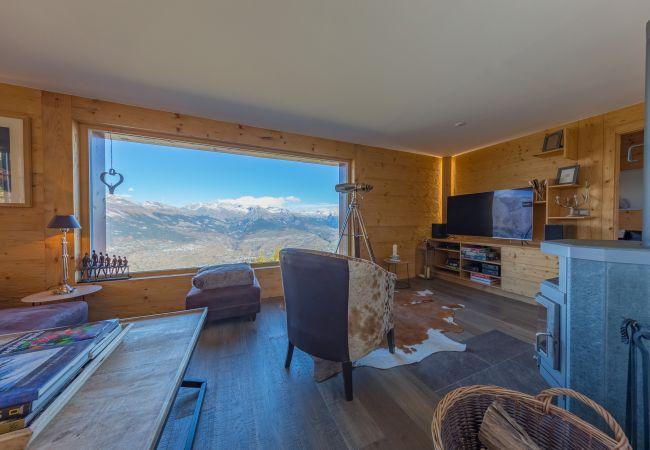 Chalet à Haute-Nendaz - Chalet Riquet - ski-in/out - luxe