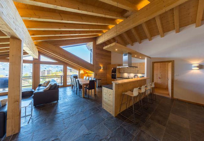 à Haute-Nendaz - Montagnard 12 - Spa Access