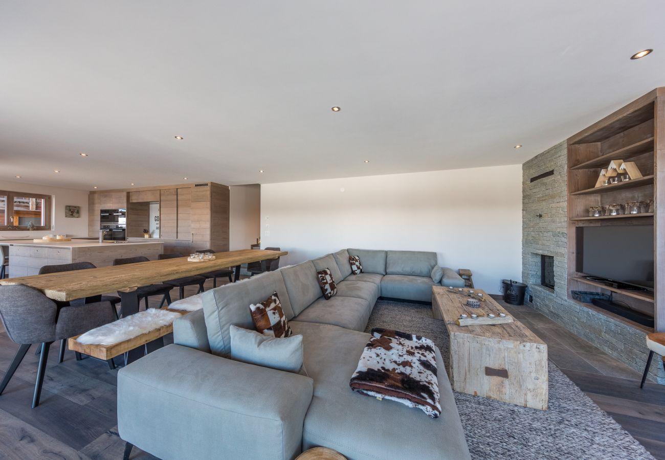 Refuge 2 appartement luxe Altiservices Nendaz 4 Vallées location