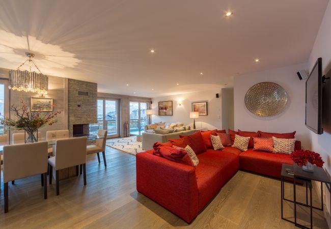 Apartment in Haute-Nendaz - La Forêt 2 - Spa access