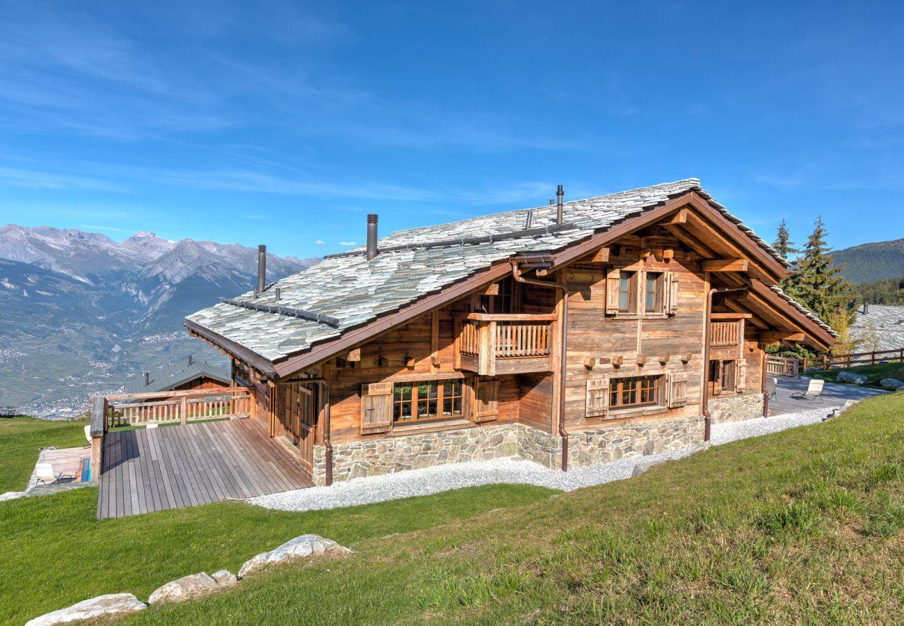 Chalet in Haute-Nendaz - Luxury Alps Chalet Adey