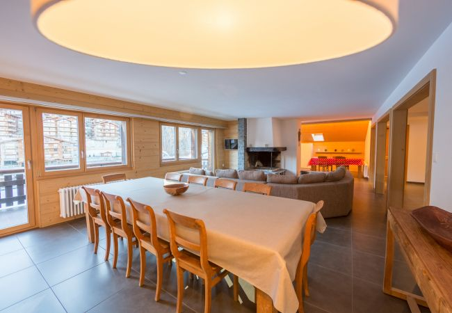 Apartment in Haute-Nendaz - Ecluses 18 - close ski lift - pool