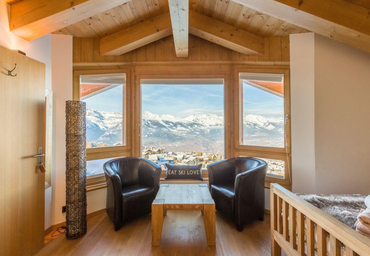 Enchanteur Chalet Altiservices Nendaz 4 Vallées rental