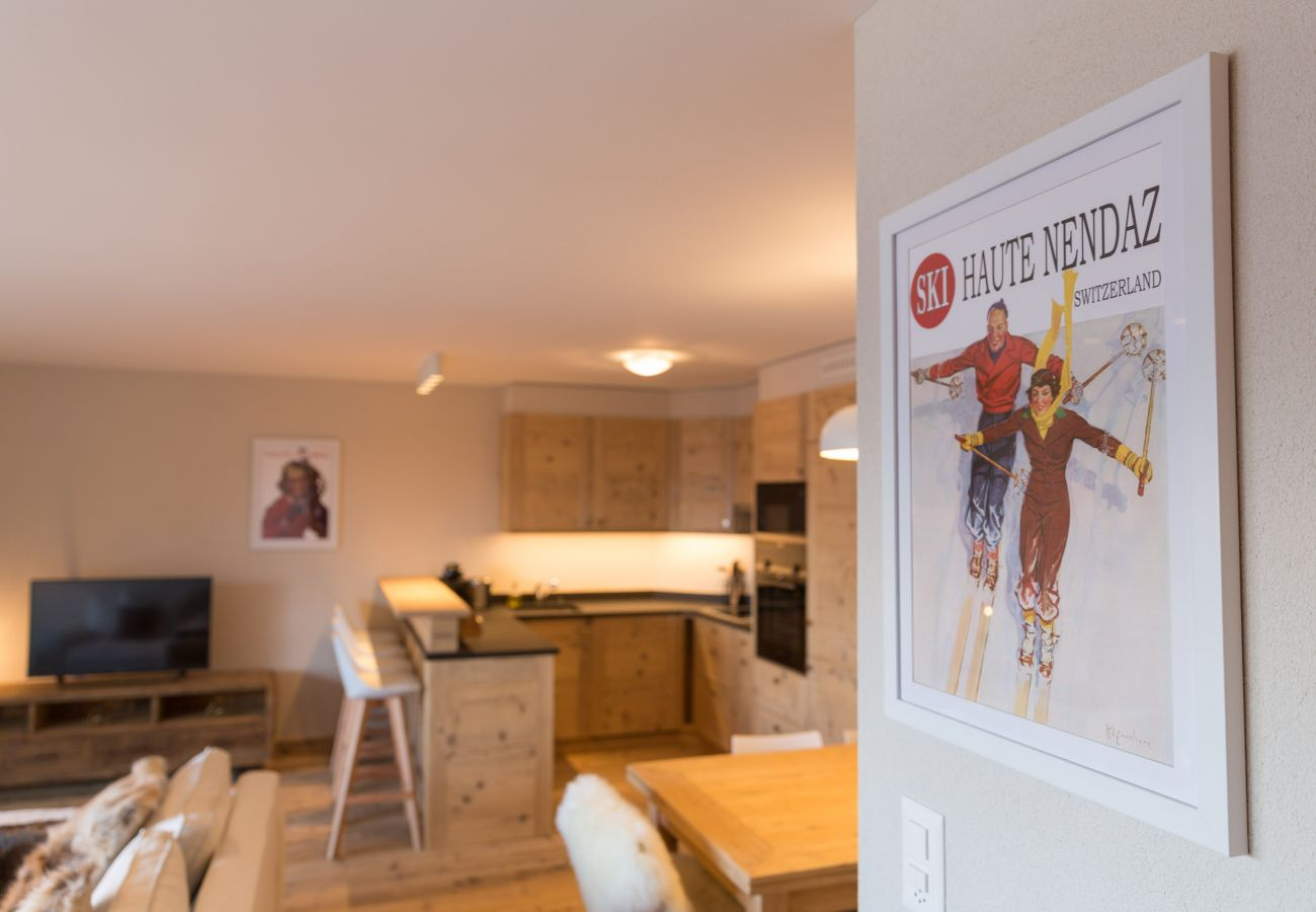 Apartment in Haute-Nendaz - Nendaz 2 bedroom apartment - close ski lift (R2)