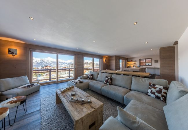 Apartment in Haute-Nendaz - Le Refuge 2 - Spa access