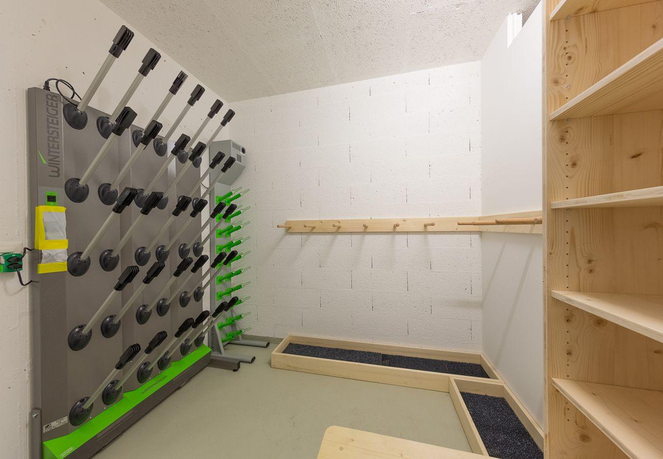 Apartment in Haute-Nendaz - Le Refuge 2 - Spa access