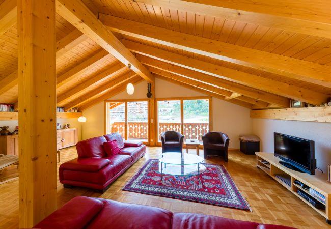 Villa in Haute-Nendaz - Chalet Yokanga excellent location